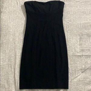 Black Bcbg tube top Dress